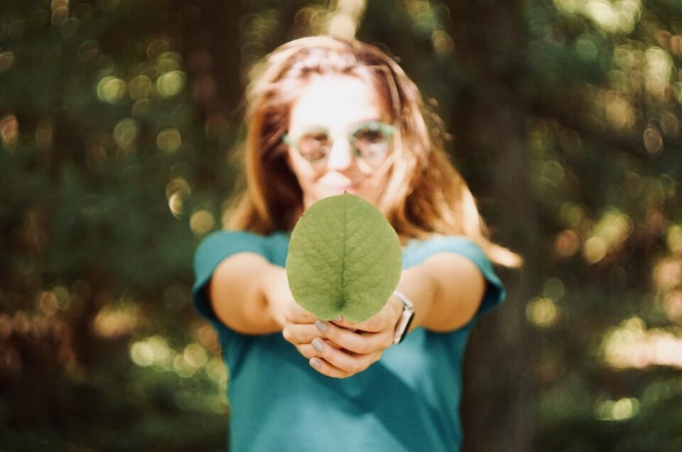 """5 Ways to Live More """"Green"""" This Year"""